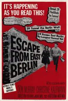 Escape from East Berlin on-line gratuito
