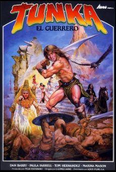 Tunka el guerrero online