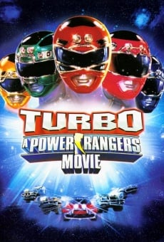 Turbo Power Rangers online gratis