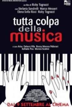 Ver película Tutta colpa della musica