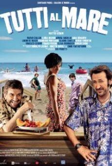 Ver película Tutti al mare