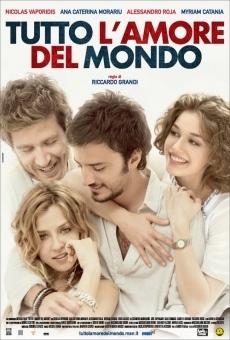 Película: Tutto l'amore del mondo