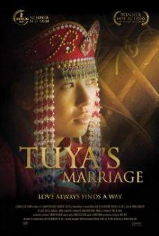 Le mariage de Tuya en ligne gratuit