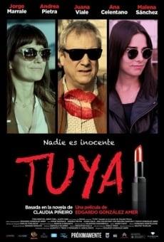 Ver película Tuya