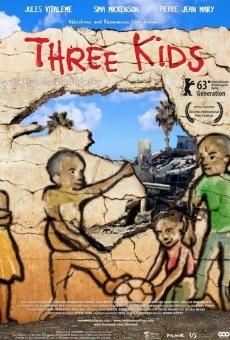 Ver película Tres niños