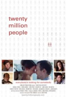 Twenty Million People online