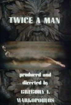 Twice a Man en ligne gratuit