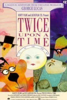 Película: Twice Upon a Time