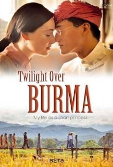 Ver película Twilight Over Burma