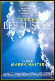 Ver película Tzedek (Los Justos)