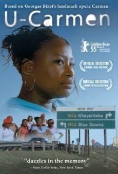 Ver película U-Carmen e-Khayelitsha