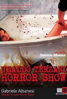 Ver película Ubaldo Terzani Horror Show