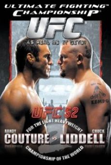 UFC 52: Couture vs. Liddell 2 online streaming