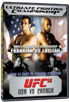 UFC 58: USA vs. Canada on-line gratuito