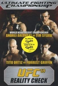 Ver película UFC 59: Reality Check
