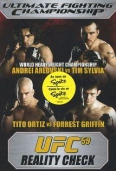 Película: UFC 59: Reality Check