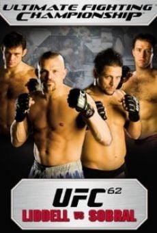 UFC 62: Liddell vs. Sobral online