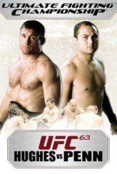 UFC 63: Hughes vs. Penn on-line gratuito