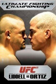 UFC 66: Liddell vs. Ortiz online kostenlos
