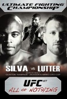 Película: UFC 67: All or Nothing