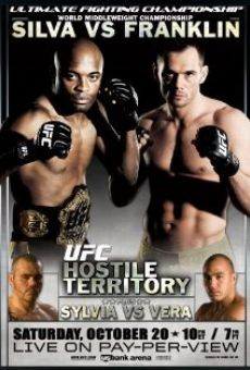 UFC 77: Hostile Territory on-line gratuito