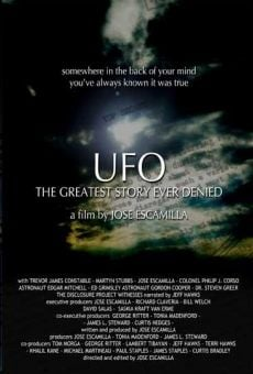 Ver película UFO: The Greatest Story Ever Denied