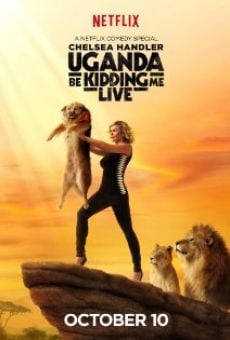Película: Uganda Be Kidding Me Live