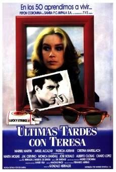 Película: Últimas tardes con Teresa