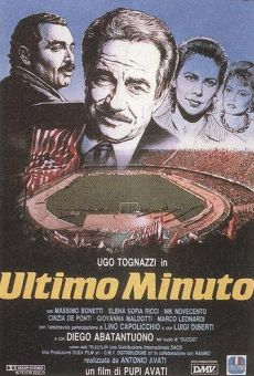Ultimo minuto on-line gratuito
