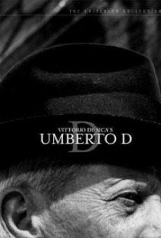 Ver película Umberto D.