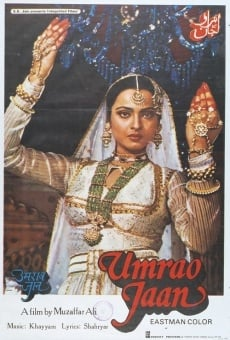 Umrao Jaan on-line gratuito