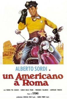 Un americano a Roma on-line gratuito