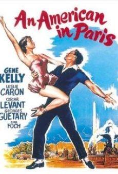 Ver película Un americano en París