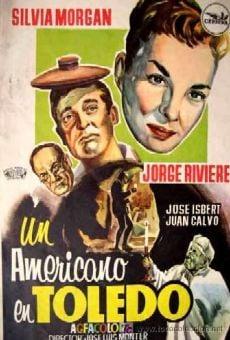 Ver película Un americano en Toledo
