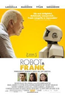 Ver película Un amigo para Frank