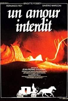 Ver película Un amour interdit