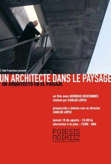 Ver película Un arquitecto en el paisaje