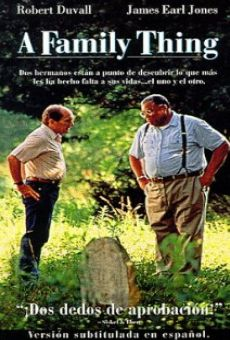 Ver película Un asunto familiar