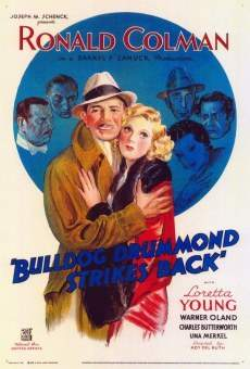Bulldog Drummond Strikes Back on-line gratuito