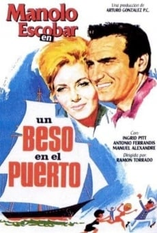 Ver película Un beso en el puerto