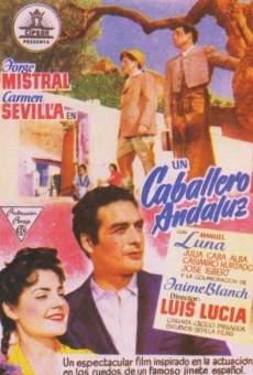 Ver película Un caballero andaluz