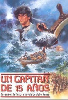 Ver película Un capitán de quince años