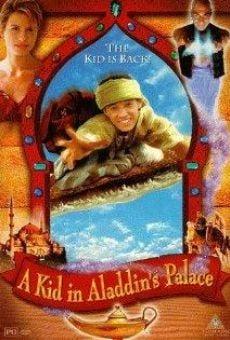 Un chico en el palacio de Aladino online