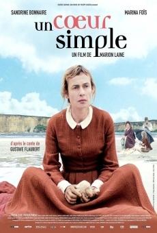 Ver película Un coeur simple
