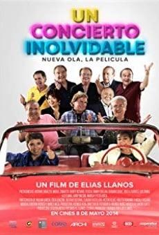 Ver película Un concierto inolvidable: Nueva Ola, la película