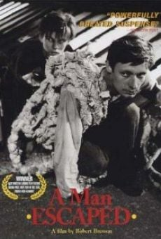 Ver película Un condenado a muerte se ha escapado