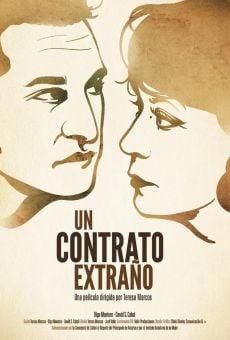 Película: Un contrato extraño