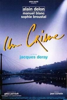 Ver película Un crime