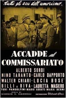 Accadde al commissariato on-line gratuito