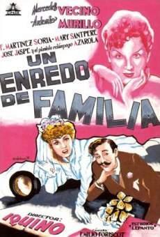 Ver película Un enredo de familia